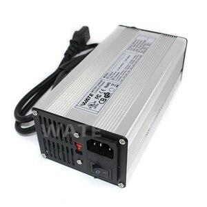 Image 4 - 88.2 V 4A chargeur 77.7 V Li ion batterie chargeur intelligent utilisé pour 21 S 77.7 V Li ion batterie Ebike e bike Auto Stop outils intelligents
