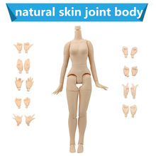 Fortune Day body 8.5 inch joint body about 21cm for blyth doll icy 1/6(China)