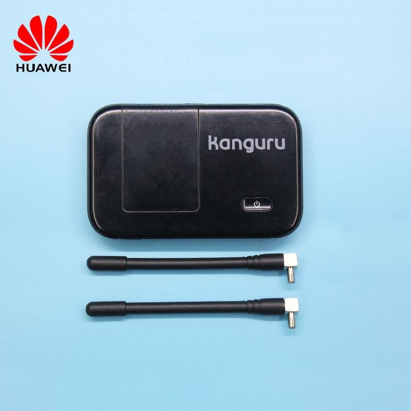 Déverrouillé Utilisé Huawei E5372 E5372s-32 150 m 4g LTE 4g 2600/2100/1800/900/ 800 mhz Sans Fil Mobile MIFI WiFi Hotspot Avec Antenne