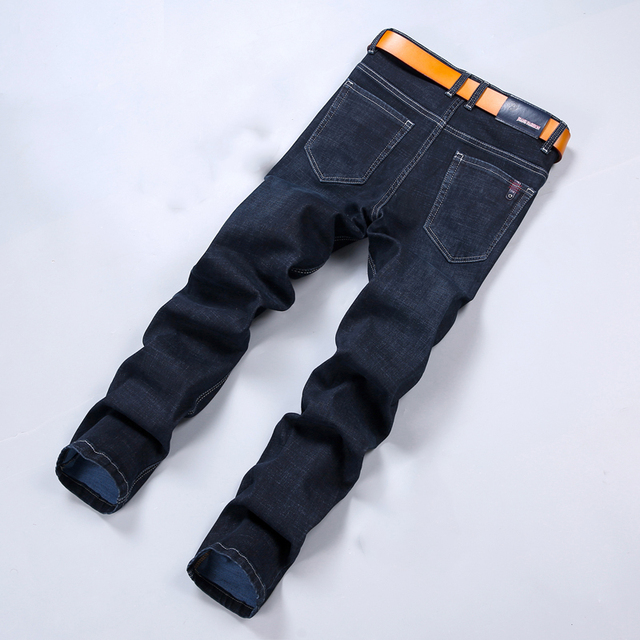 Men's Straight Casual Jeans 3