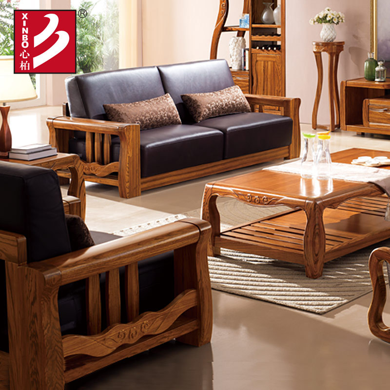 Wooden Sofa Sets For Living Room Wood Furniture