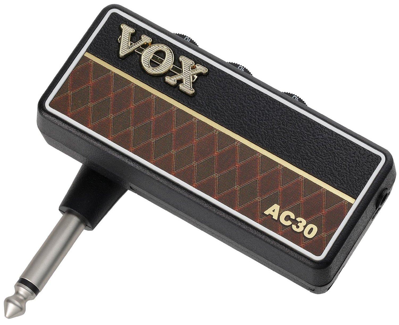 VOX AP2AC AmPlug Amp AC30 G2 Guitar Headphone Amplifer