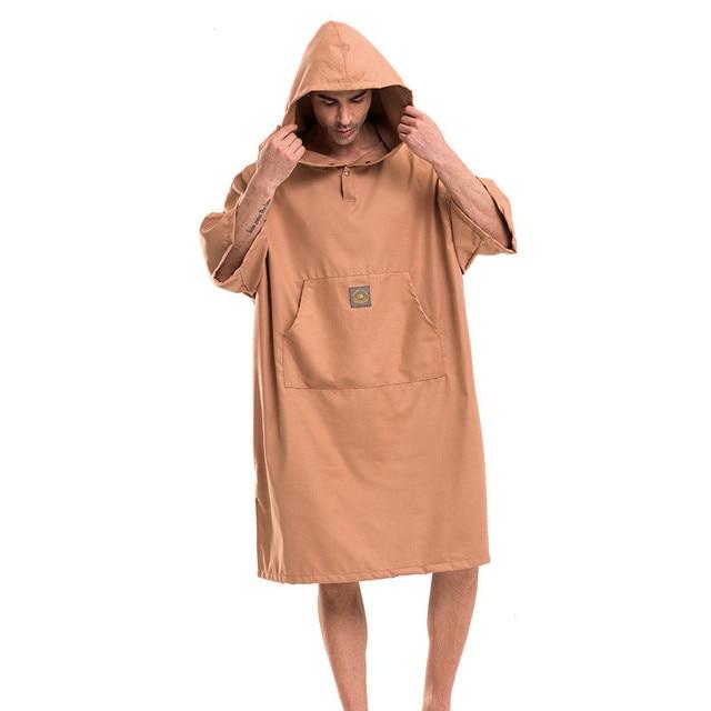 Manta Mobula Printing Changing Robe Bath Towel Outdoor Adult Hooded Beach  Towel Poncho Bathrobe Towels Women Man Bathrobe LST 374e5b4b8