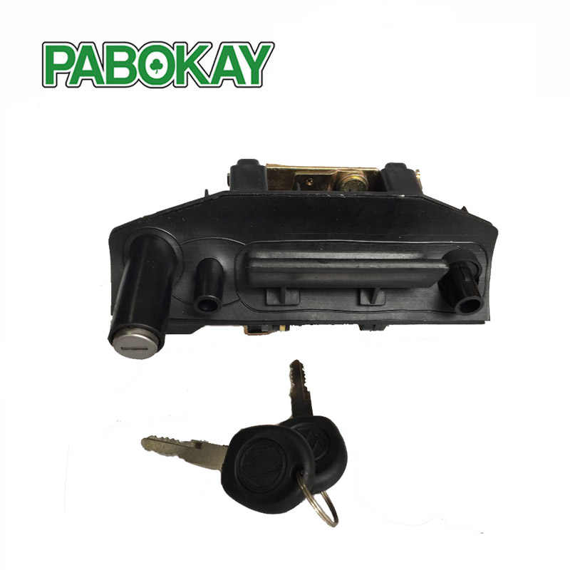 TAILGATE REAR DOOR LID LOCK HANDLE FOR VW TRANSPORTER MK4 T4 IV CARAVELLE 1990-2003 703829239E 703829239DE  703829239D