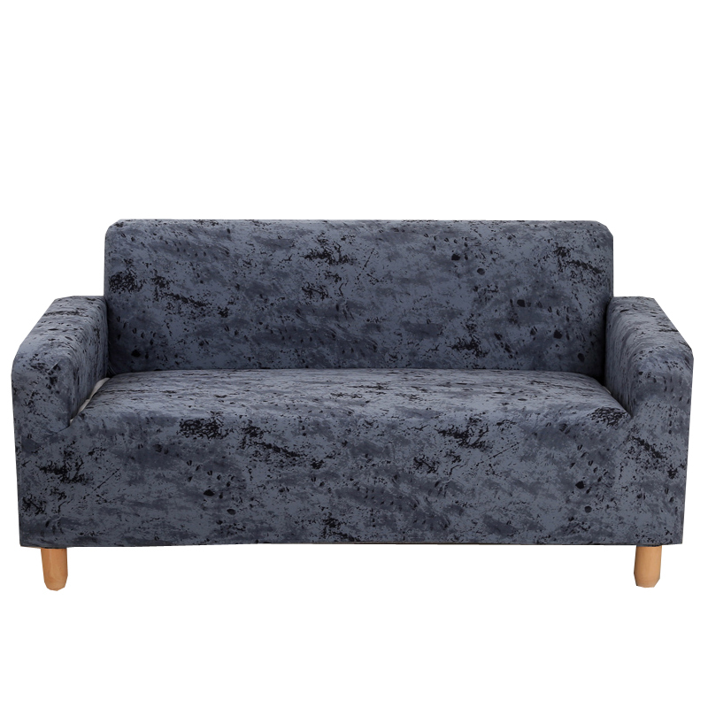 Incredible Us 17 25 50 Off Dark Gray Inkjet Design All Inclusive Elastic Stretch Sofa Covers Non Slip Universal Sectional Couch Sofa Covers Home Decoration In Alphanode Cool Chair Designs And Ideas Alphanodeonline