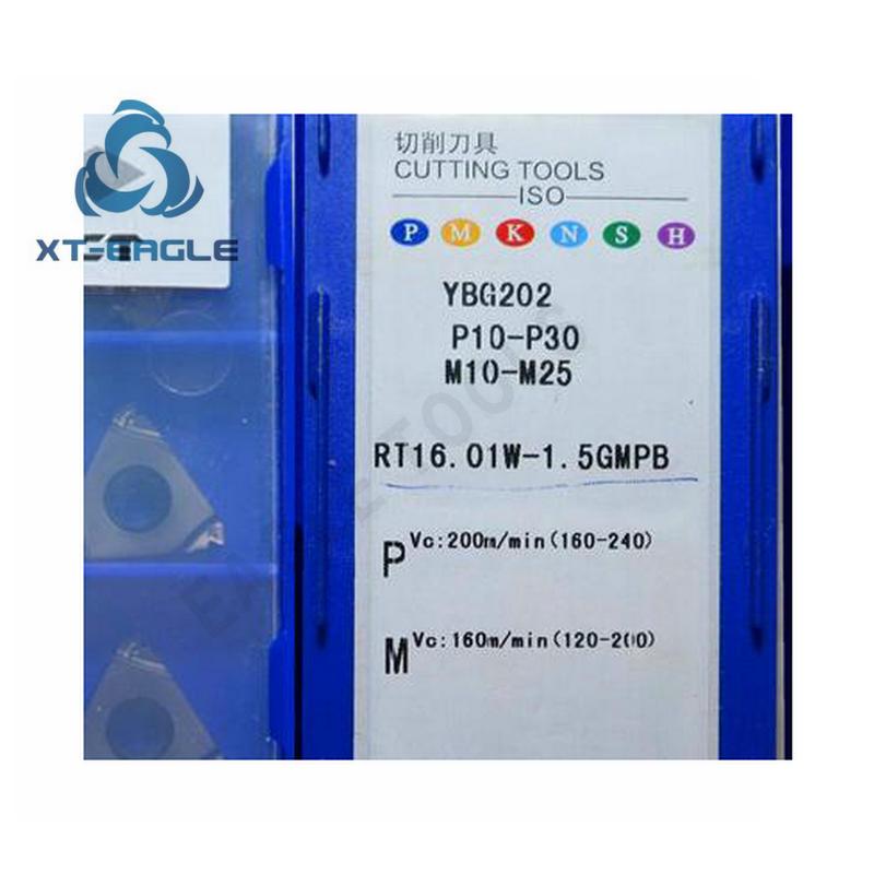 RT16 01W 1 50GMPB YBG202 RT16 01W 2 0GMPB YBG202 Free shipping 100 Original brand CNC