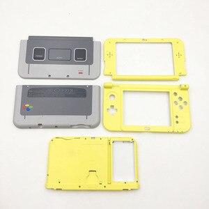 Image 3 - Maatwerk Behuizing Shell Case Cover Vervanging voor Nintendo Nieuwe 3DS XL
