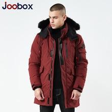 Luxury Winter Men Parka Jacket Long Coat Male Thick Cotton-Padded Jacket High Quality Parka Coat Male Fashion Casual Coats 3xl цена