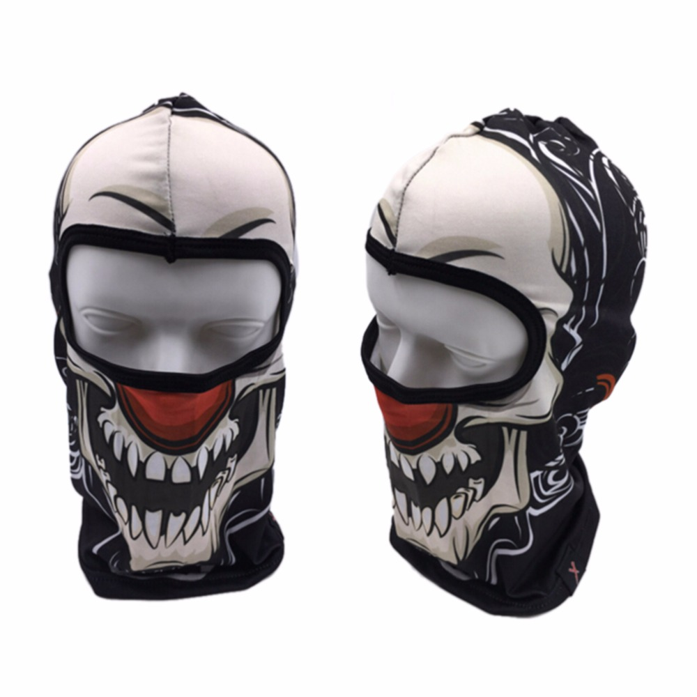 Online Buy Wholesale flaming skull mask from China flaming skull ...