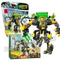 192 шт. Бела Hero Factroy EVO XL Машина Модель Строительный Кирпич Действие Роботы Игрушки Совместимость С Lego