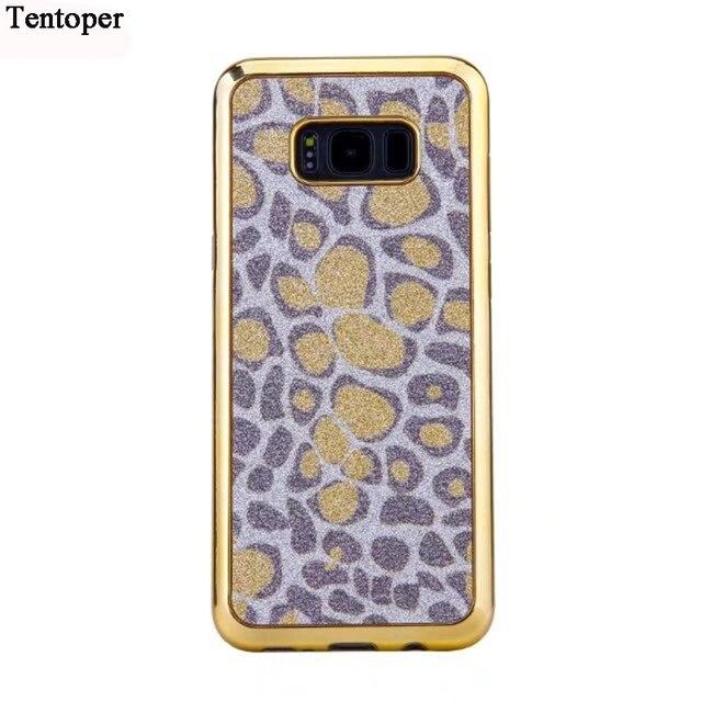 samsung s8 case leopard