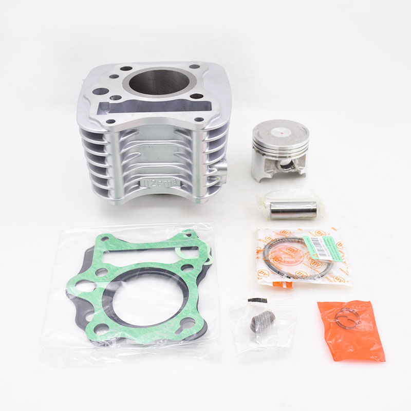 US $56 32 28% OFF|High Quality Motorcycle Cylinder Piston Ring Gaskte Kit  for Suzuki GD110 GD 110 110cc Engine Spare Parts-in Engines from  Automobiles