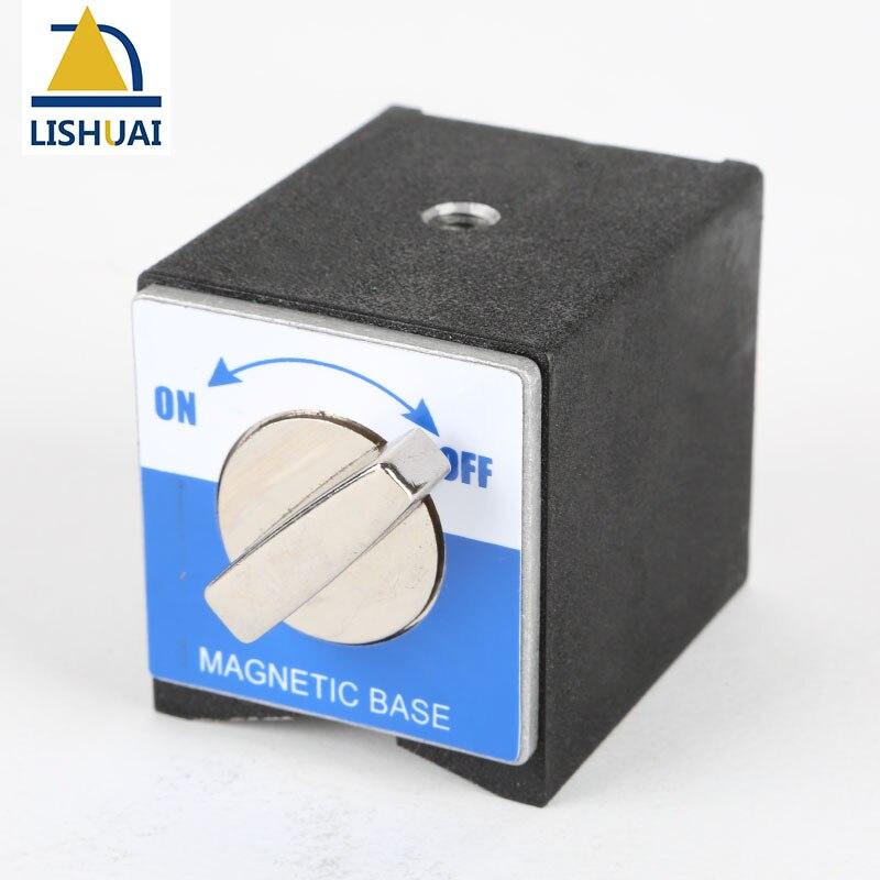 80 kg Quadrante Indicatore On/Off Base Magnetica Del Supporto Del Basamento