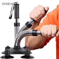 SHIBADA Arm Muscle Training Device Fitness Equipment Powerful Strong Wrist Exercise Trainer Bodybuilding Hand Gripper Strengths