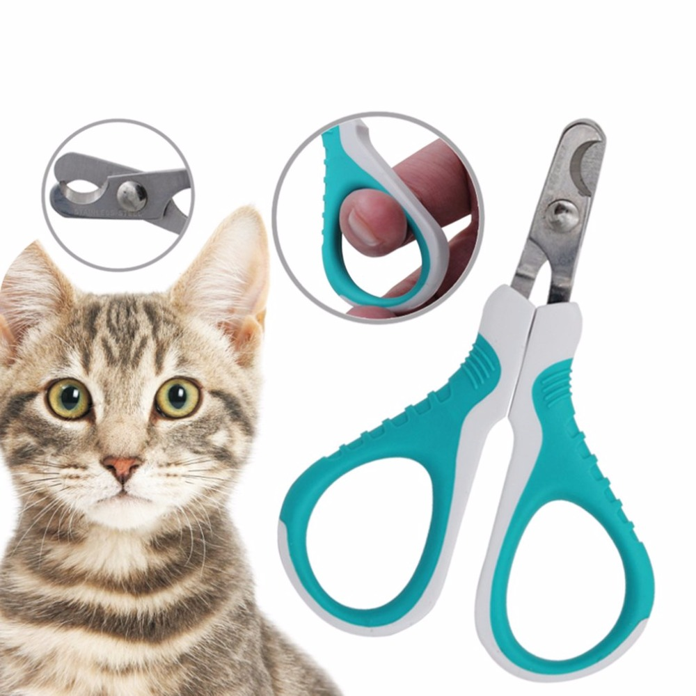 Tailup Universal Design Pet Dog Nail Clipper Cutter Stainless Steel
