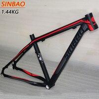 27.5inch mtb aluminum bike frame mountain bicycle frameset bicicletas mountain bike 27.5 scandium metal frames