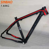 27.5inch mtb aluminum bike frame mountain bicycle frameset bicicletas mountain bike 27.5 scandium metal frames