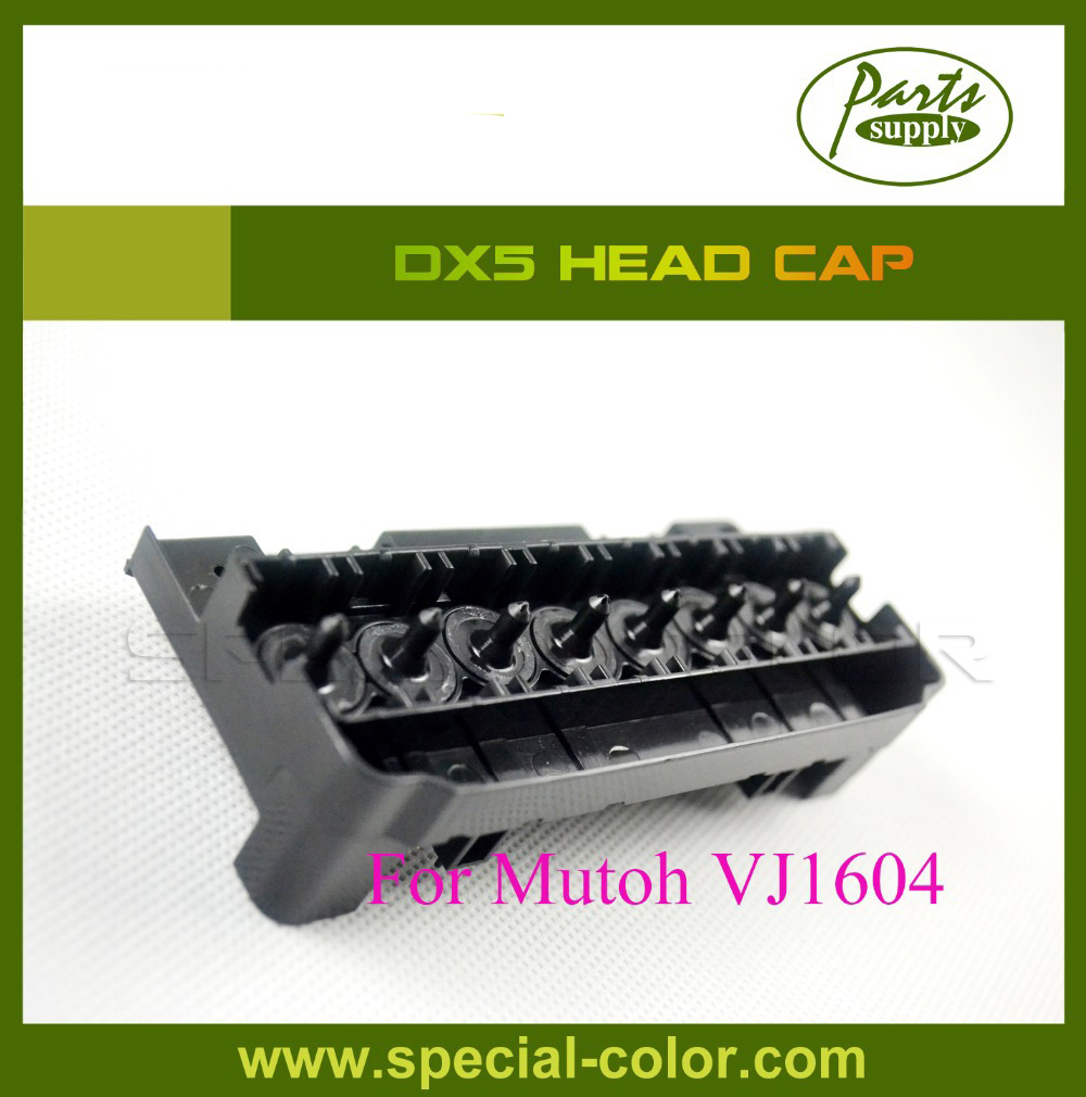 High Quality Mutoh DX5 Head Cap Manifold Solvent VJ1604 Head Capping mutoh vj1604 mainfold mutoh vj1604 printer head cap adapter for mutoh vj1604 solvent ink printer