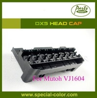 High Quality Mutoh DX5 Head Cap Manifold Solvent VJ1604 Head Capping