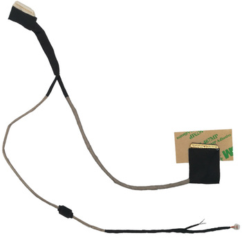 цена на New Laptop Cable for ACER Aspire ONE D250(Small) KAV60 KAVA0 PN:DC02000SB50 Repair Notebook LED LVDS CABLE