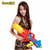 Plastic Squirt Gun Water Shooters Funny Gun Toy For Kids 850ml 1600ml Color Random