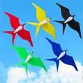O envio gratuito de alta qualidade engole pipa com linha de nylon ripstop tecido pipa carretel handkle águia kitesurf hcxkite fábrica