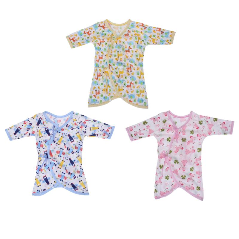 Baby Romper 2017 Fashion Cartoon Print Newborn Butterfly Romper Baby Climbing Clothes Baby Boy Girls Outfits Set Clothes