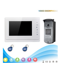 V70F-ID video door phone intercom system w/ unlock by ID card reader INTERCOM system video doorbell video door system DOOR bell