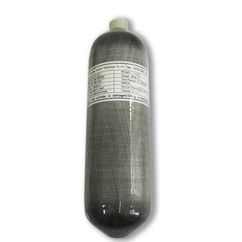 AC1090 9L 4500Psi 300Bar Carbon Fiber High Pressure Cylinder Air Pcp Gun Paintball Scuba Bottle Airsoft Pistol Acecare