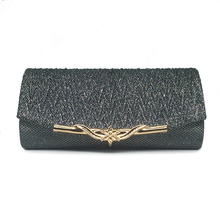 Brand Women Evening Bag 2017 Party Banquet Glitter Bag For Women Girls Wedding Clutches Handbag Chain Shoulder Bag Bolsas Mujer