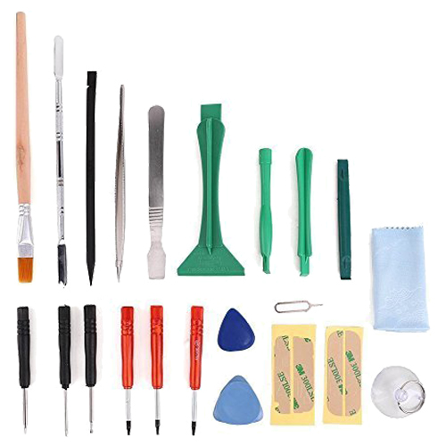 22 pcs Professional Repair Toolkit Opening Tools for Smartphones iPhone clearaudio professional analogue toolkit