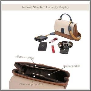 Image 5 - AVROs MODA handbag bags for women 2020 luxury handbags women bags designer crossbody bags for women genuine leather small bag