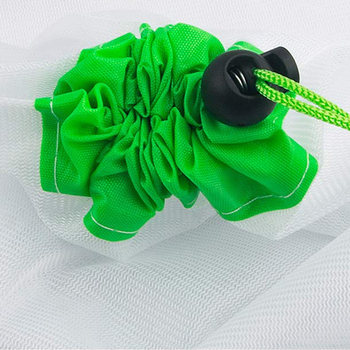 Boodschappentassen Herbruikbare Ecologische Mesh Bag Voor Opslag Fruit Groenten 9 Stuks Plant Fiber Moderne Meubels Dagelijkse Benodigdheden