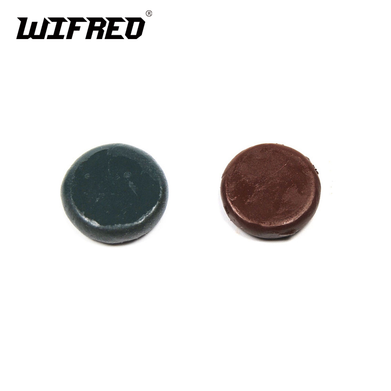 15g Green Brown Tungsten Putty Weight Sinker for Carp Fishing Chod Rig Tubing Leadcore Leaders Free Lead Terminal Tackle wifreo 30pcs bag soft fake floating tiger nut bait pop ups scorpion carp rig pop up rig big carp fishing tackle s m