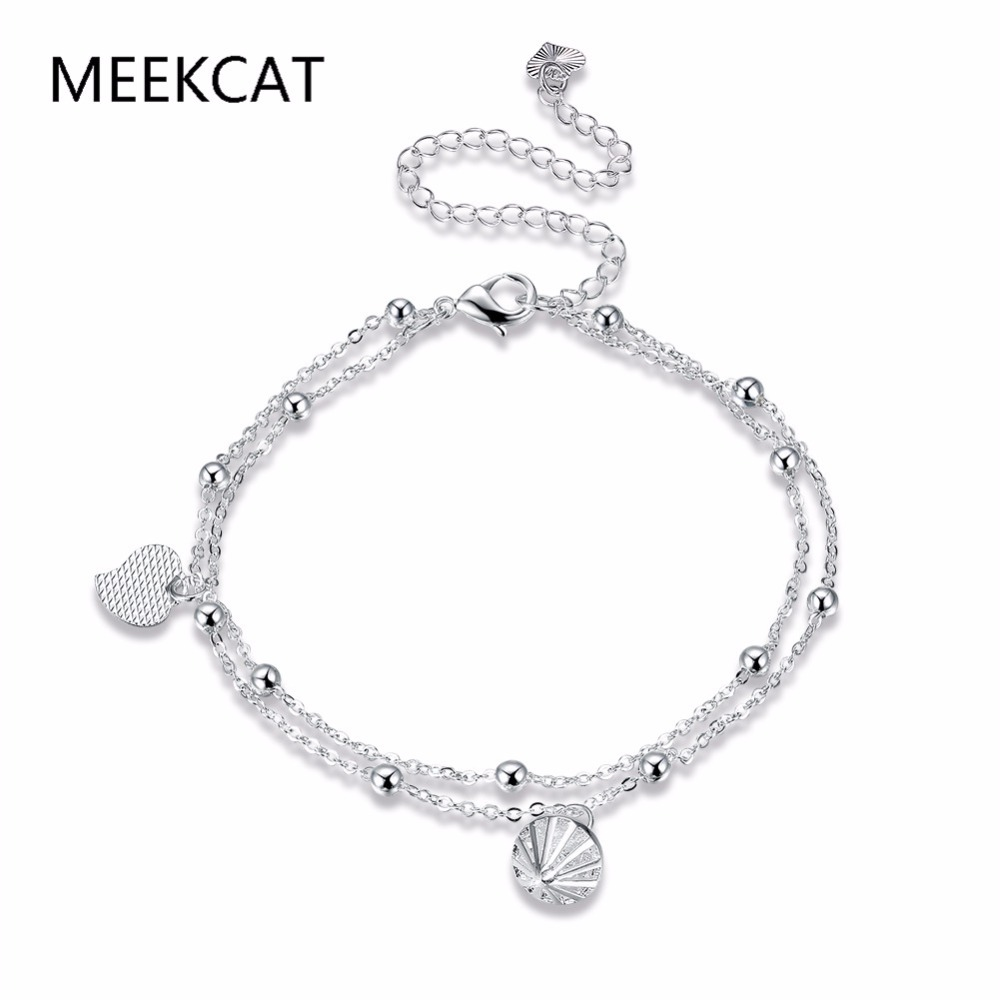 brand me color girl cm women chain gold accessories ankle from anklets female opk jewelry in anklet kiss for rose bracelet item top foot