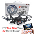 MJX X800 SYNC IMAGE 2.4G RC quadcopter drone rc hexcopter 6-axis can add C4005 wifi camera FPV VS CX-30W
