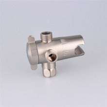 Shower Arm Diverter Nickel