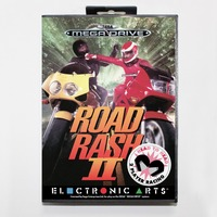 Road Rash 2 - Retail Box - Sega Mega Drive For Genesis