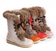 ใหม่2016 Size34-43จัดส่งฟรีข้นสั้นตุ๊กตาผู้หญิงรองเท้าหิมะฤดูหนาวแฟชั่นขนฤดูหนาวสำหรับผู้หญิงที่อบอุ่นรองเท้า