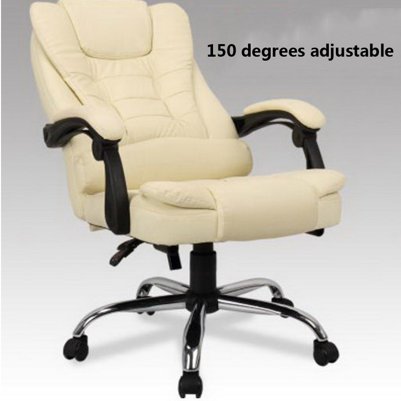 350105/massage Home office can lie down computer chair /Boss massage chair /gaming chair/Double thickening cushions 240337 ergonomic chair quality pu wheel household office chair computer chair 3d thick cushion high breathable mesh