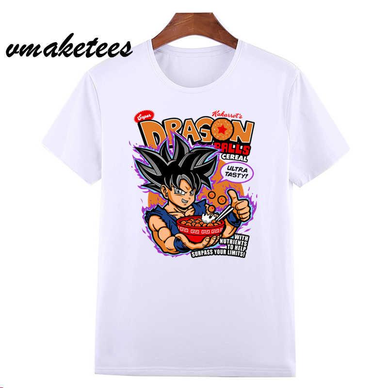 Dragon Ball Z GT Супер Саян Сын Goku vegeta аниме «драгонболл» футболка с коротким рукавом и О-образным вырезом футболка Летняя футболка для мальчиков