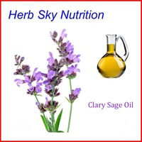 טבע טהור ריח ארומתרפיה שמן מרווה קלארי Pure & Natural מרכיבי מהות טיפוח עור טיפוח גוף