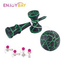 Enjoybay Kendama меч мяч деревянная игрушка умелое жонглирование мяч игра Профессиональный шар Kendama Крытый спортивная игрушка для игр на открытом воздухе для детей