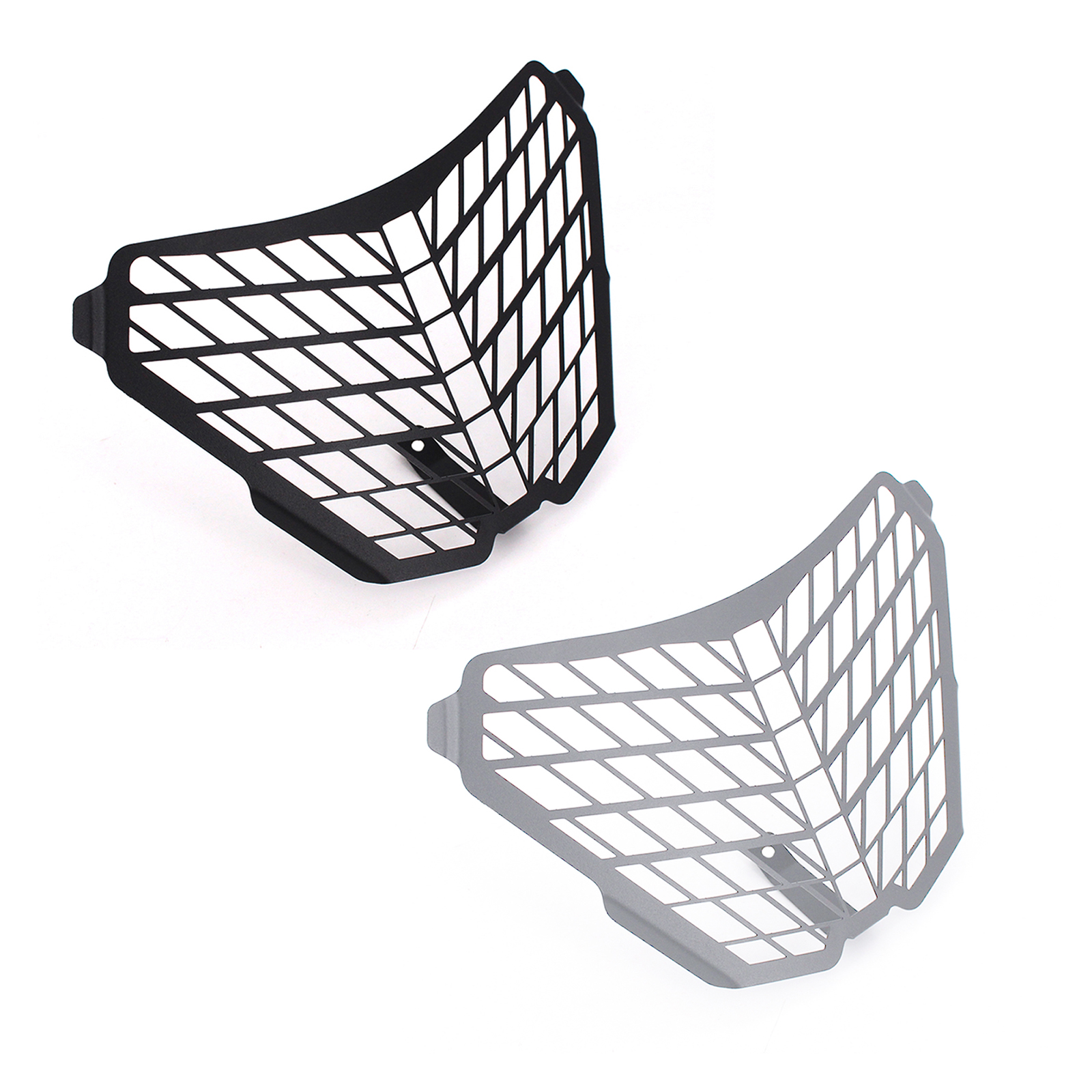 Areyourshop For KTM RC 125 390 200 2014-2019 2015 2016 2017 2018 Headlight Guard Protector Grill Cover Stainless Steel Motor