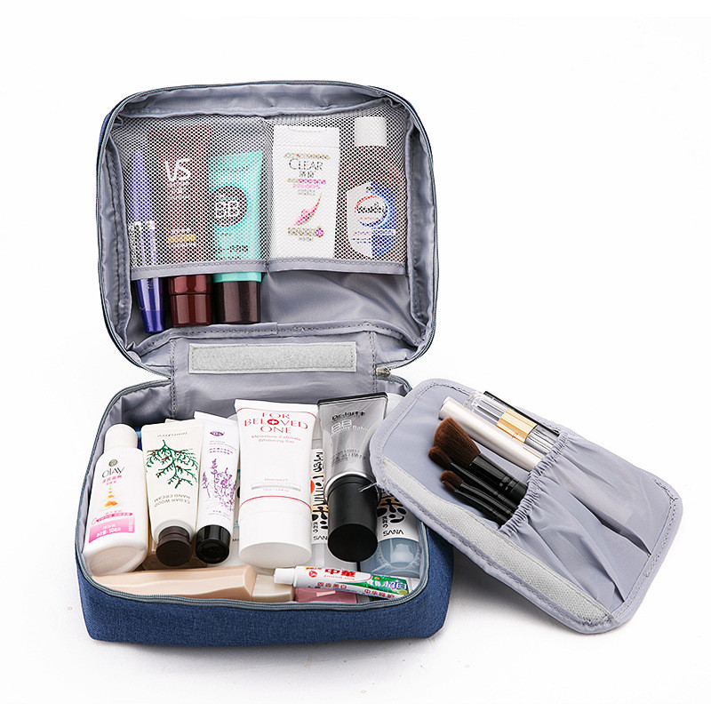 Women's Men's Travel Cosmetic Bags Toiletry Makeup Bags Functional Wash Pouch Organizer Accessoriess Supplies Products