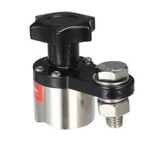 LISHUAI On/Off магнитное основание сварки зажим редкоземельных переключаемый магнитом сварки держатель 200A