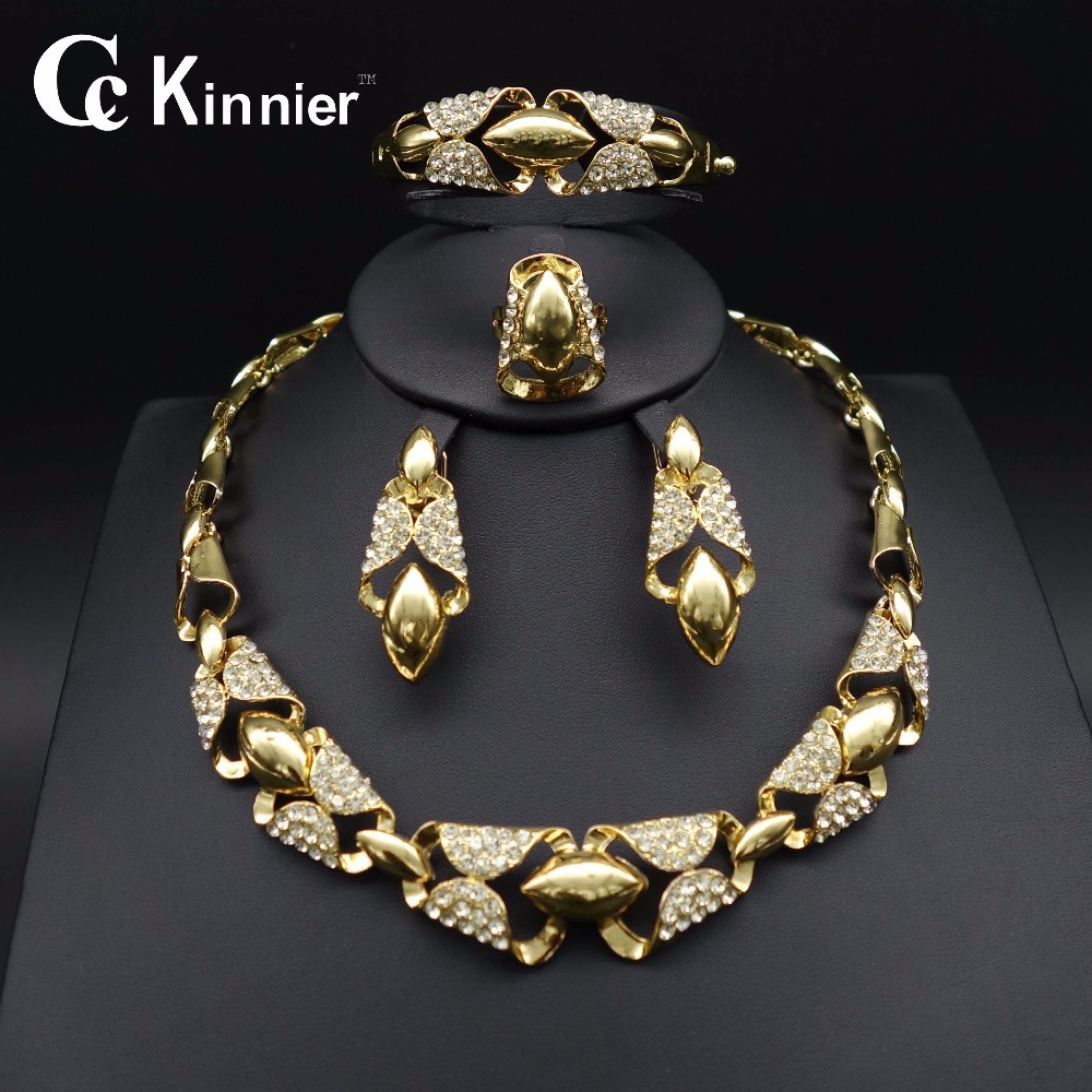 High quality Necklace Bangle Earring Ring Fine African ...