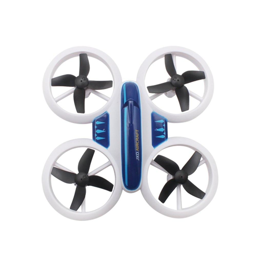 JINXINGDA 532 Mini Néon Drone RC Quadcopter Maintien D'altitude 3D Flip LED Lumière Sans Tête Mode 360 Flip pour Enfants Jouet