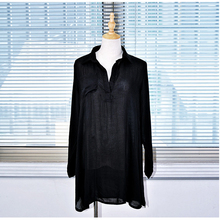 Saida De Praia Beach Dress Tunic Pareos For Women Kaftan 2019 New Cotton Shirt Long Sleeve Size Sexy Beach Cover Up Pareo Praia