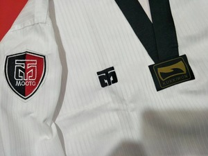 Image 3 - Mootoコーチテコンドーdoboks kukkiwon大人コーチ制服教師doboksテコンドー標準国際トレーニングスーツ